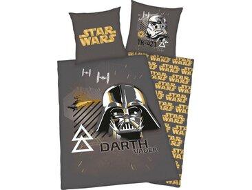 Star Wars Kinderbettwäsche »Darth Vader«, mit Motiv