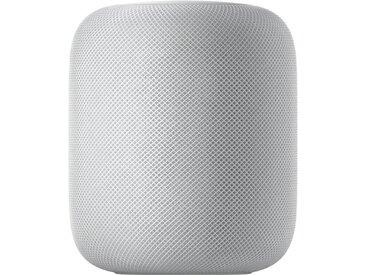 Apple HomePod Sprachgesteuerter Lautsprecher (WLAN (WiFi), weiß, weiß