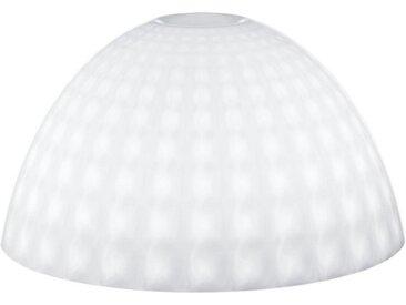 KOZIOL Lampenschirm »Stella Silk M Cotton White«