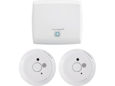 Homematic IP »Rauchmelder (3-tlg)« Smart-Home Starter-Set