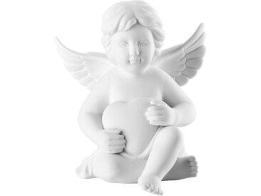 Rosenthal Engelfigur »Engel mit Herz« (1 Stück), Biskuitporzellan, unglasiert