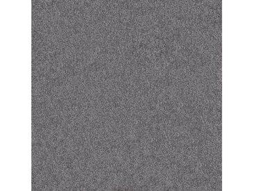 Teppichfliese »Forest«, quadratisch, Höhe 9 mm, selbstliegend, schwarz, 4 St., 76 anthrazit