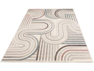 Lüttenhütt Kinderteppich »Sanda«, rechteckig, Höhe 14 mm