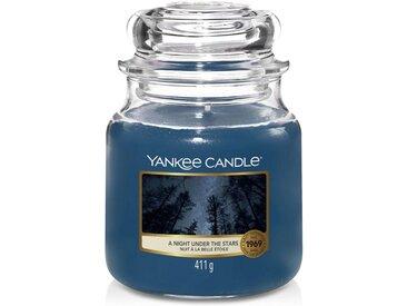 Yankee Candle Duftkerze »Classic Housewarmer A Night Under The Stars 411 g«