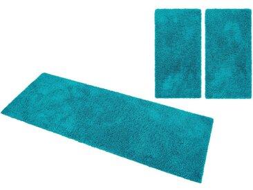 Home affaire Bettumrandung »Viva« , höhe 45 mm, (3-tlg), blau, türkis