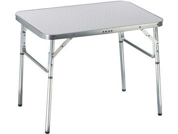 EDCO Klapptisch »Alu Klapptisch Campingtisch 75x55x60cm Koffertisch Aluminium Tisch«