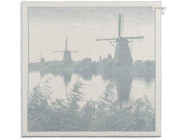 Knit Factory Tischdecke »Küchentuch Mühle Ecru/Stone«