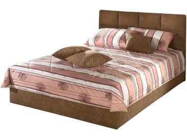Westfalia Schlafkomfort Tagesdecke, natur, beige-braun