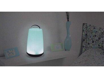 dynamic24 LED Außen-Stehlampe, LED Leuchte Sound & Touch Nachtlicht Gartenleuchte Gartenlampe Leuchte Lampe