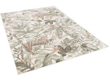 Pergamon Designteppich »Designer Teppich Retro Montana«, Rechteckig, Höhe 13 mm