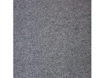 Teppichfliese »Trend«, 20 Stück (5 m²), selbstliegend, grau, grau