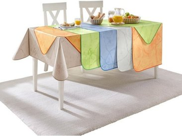 Tischdecke, grün, apfelgrün