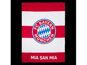 FC Bayern München Wohndecke »Kuschelfleecedecke 150 x 200 cm«