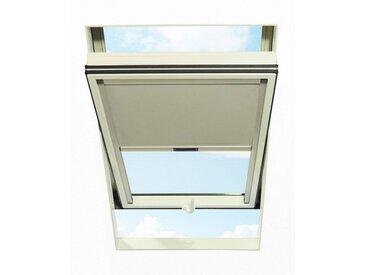 RORO Türen & Fenster RORO TÜREN & FENSTER Verdunkelungsrollo BxL: 65x118 cm, hellgrau, grau, grau