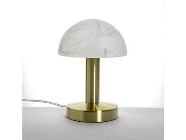 Licht-Erlebnisse Tischleuchte »5990 Tischleuchte mit Touchdimmer moderne Nachttischlampe Lampe«