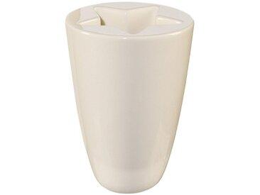 Creativ deco Vase »Galaxy«, weiß, weiß