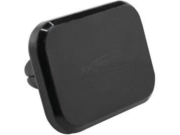 ANSMANN® »Handyhalter fürs Auto mit Magnet - für Lüftungsgitter - für Smartphone« Smartphone-Halterung