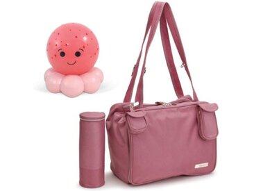 JOKA international Nachtlicht »Twinkles to Go Octo Pink, Nachtlicht«, cloud b