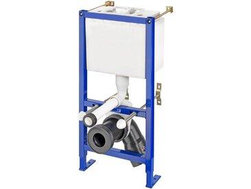 CORNAT Vorwandelement für WC »400/800«, 2-Mengen, blau/weiß