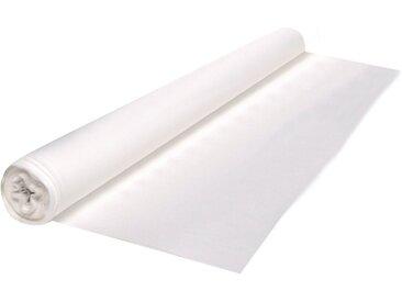 Home Basics Vorhang nach Maß »ESTE«, (1 Stück), Dekostoff mit Struktur zum selber Nähen!, weiß, wollweiß