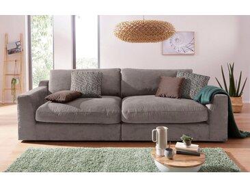 sit&more Big-Sofa, natur, savannah