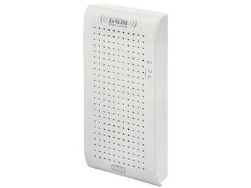 Xavax GSM Zusatzmodul für Funk Alarmanlage FeelSafe mit App »sendet SMS/Anruf bei Alarm«, weiß, Weiß