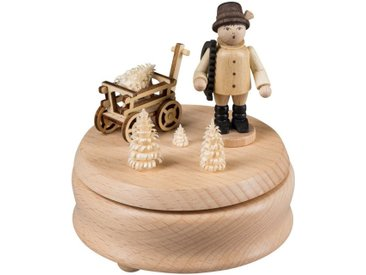 SAICO Original Spieluhr, Holzmacher