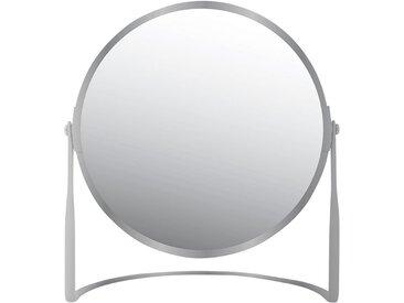 spirella Kosmetikspiegel »AKIRA«, 5-fach Vergrößerung, silberfarben, silberfarben