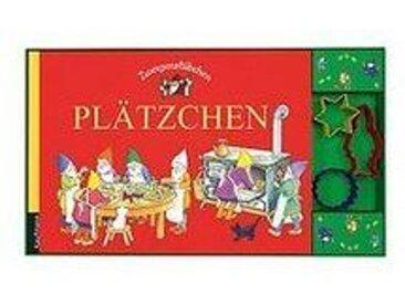 Kaufmann Verlag Zwergenstübchen: Plätzchen, mit 3 Ausstechförmchen