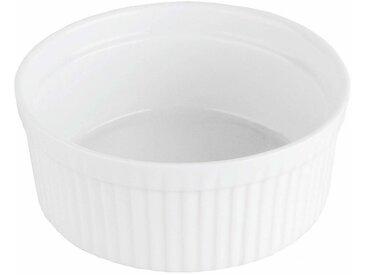 HTI-Living Soufflée-Form »Soufflé Schale«, Porzellan