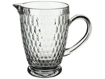 Villeroy & Boch Krug »Boston«, weiß, 1300,00 ml, klar