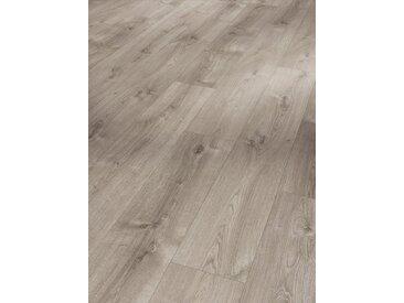 PARADOR Designboden »Eco Balance PUR«, Packung, Eiche Valere perlgrau gekälkt, 191x1285x9 mm, 2,209 m²