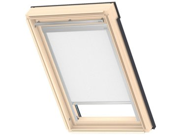 VELUX Verdunkelungsrollo »DBL S06 4288«, geeignet für Fenstergröße S06, weiß, weiß