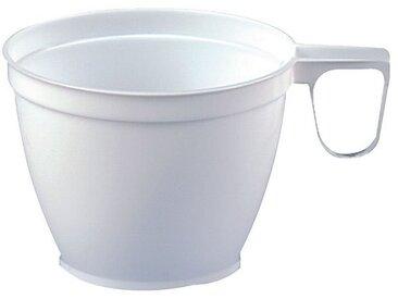 PAPSTAR 60 Einweg-Kaffeetassen 180 ml weiß, weiß, weiß