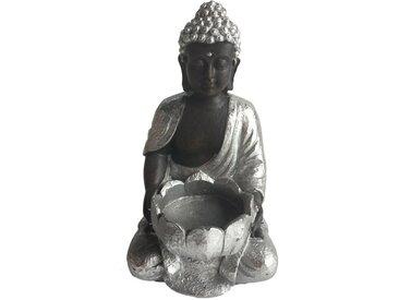 HTI-Line Teelichthalter »Teelichthalter Buddha 1«
