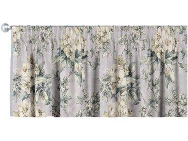 Dekoria Vorhang, olivgrün-beige-grau