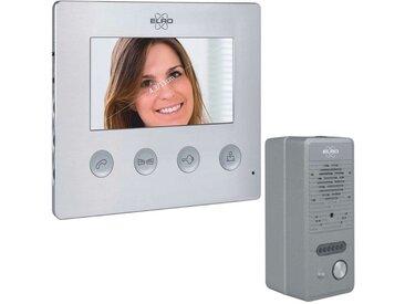 Elro »DV424W« Smart Home Türklingel (Außenbereich, Innenbereich, Video Gegensprechanlage)