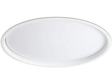 FARO Barcelona LED Einbaustrahler »LUAN Warmweiß IP44 Weiß«