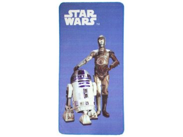 Star Wars Teppich » SW-26 Kinderteppich 125 x 67 cm«, Rechteckig, Höhe 5 mm