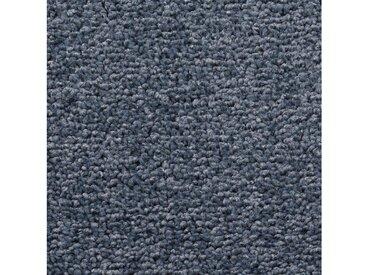 Vorwerk VORWERK Teppichboden »Passion 1004«, Meterware, Velours, Breite 400/500 cm, blau, blau/navy x 3N63