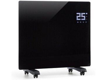 Klarstein Konvektions-Heizgerät Thermostat Tim »BornholmSingle«, schwarz, schwarz
