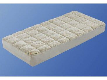 f.a.n. Frankenstolz Matratzenauflage »Unterbett Lammflor mit Spannauflage«, 2,7 cm hoch, Wollmischung, hohe klimaregulierende Wirkung