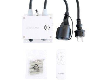 Vasner Dimmer »Bluetooth Dimmer Box«, für Heizstrahler, Fernbedienung + App, stufenlose Dimmung, weiß, weiß