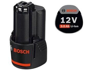 Bosch Professional BOSCH Akku »GBA 12V 3.0Ah«, 12 V, 3 Ah, schwarz, 3 Ah, schwarz