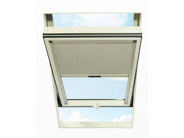 RORO Türen & Fenster RORO TÜREN & FENSTER Verdunkelungsrollo BxL: 74x118 cm, hellgrau, grau, grau