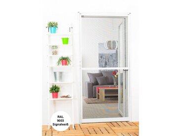hecht international HECHT Insektenschutz-Tür »Master-Slim«, Bausatz BxH: 120x240 cm, weiß, grau, Türen, 120 cm x 240 cm, anthrazit