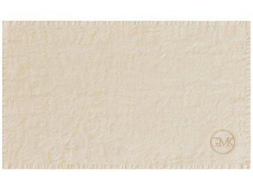 Guido Maria Kretschmer Home&Living Platzset »stone washed« (1-tlg), aus gewaschenem Leinen, natur, beige