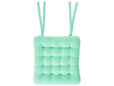 BUTLERS Sitzkissen » SOLID Stuhlkissen L 35 x B 37cm«, gr�n, Mint