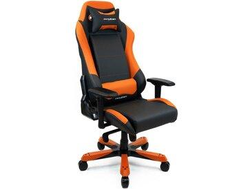 DXRacer Gaming Chair Iron-Serie, OH-IS11, orange, schwarz/orange