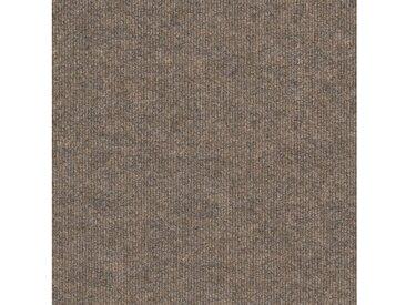 Teppichfliese »Trend«, 4 Stück (1 m²), selbstliegend, natur, hellbeige